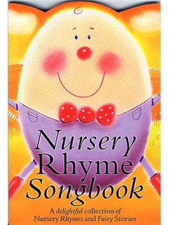 Nursery Rhyme Songbook Books | Voice, Piano Accompaniment