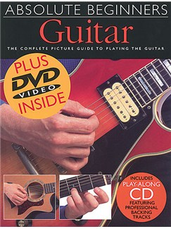 Absolute Beginners: Guitar (Book/CD/DVD) Books, CDs and DVDs / Videos | Guitar