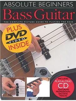 Absolute Beginners: Bass Guitar Books, CDs and DVDs / Videos | Bass Guitar