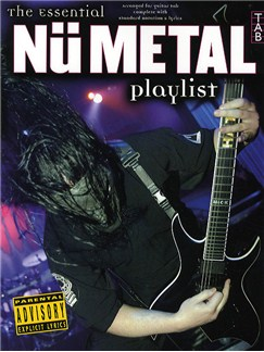 The Essential Nu-Metal Playlist Books | Guitar Tab