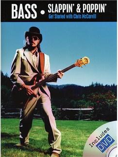 Bass Slappin' & Poppin' (Book/DVD) Books and DVDs / Videos | Bass Guitar