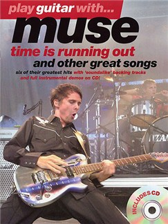 Play Guitar With... Muse: Time Is Running Out And Other Great Songs Books and CDs | Guitar Tab