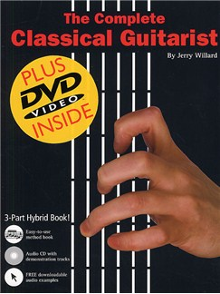 Complete Classical Guitarist (Book/CD/DVD) Books, CDs and DVDs / Videos | Guitar