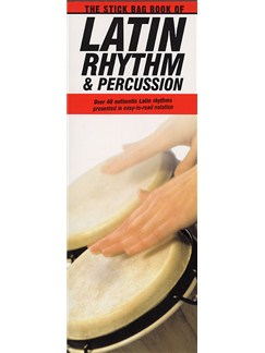 The Stick Bag Book Of Latin Percussion Livre | Percussion, Batterie