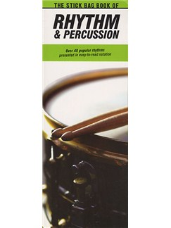 The Stick Bag Book Of Rhythms And Percussion Books | Percussion, Drums