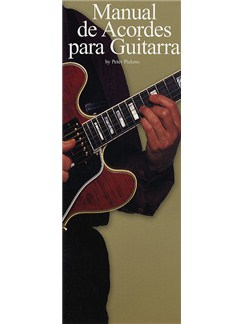 Manual De Acordes Para Guitarra Libro | Guitarra