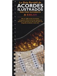 La Guia Portatil De Acordes Ilustrados A Color Libro | Guitarra