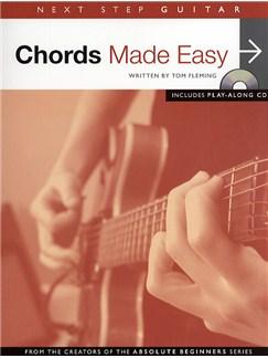 Next Step Guitar: Chords Made Easy Books and CDs | Guitar