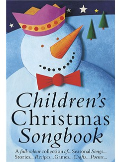 Children's Christmas Songbook: Colour Edition Books | Piano, Voice