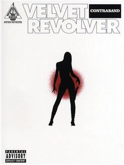 Velvet Revolver: Contraband - Guitar Recorded Versions Libro | Tablatura de Guitarra