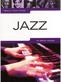 Really Easy Piano: Jazz Livre | Piano