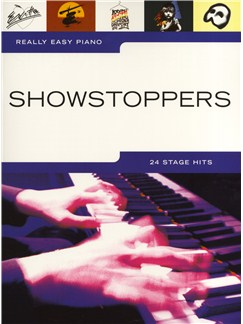 Really Easy Piano: Showstoppers Books | Piano