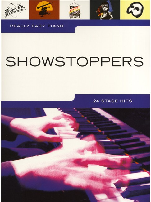 Really easy piano showstoppers piano sheet music sheet music really easy piano showstoppers books piano fandeluxe Images