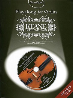 Guest Spot: Playalong Keane 'Hopes And Fears' For Violin Books and CDs | Violin