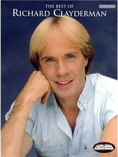 The Best Of Richard Clayderman Books | Piano