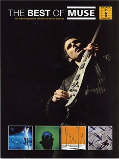 Muse: The Best Of Muse (TAB) Books | Guitar Tab (with Chord Boxes)