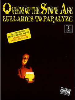 Queens Of The Stone Age: Lullabies To Paralyze Books | Guitar Tab