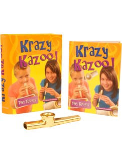Tiny Tutors: Krazy Kazoo Books and Instruments | Kazoo