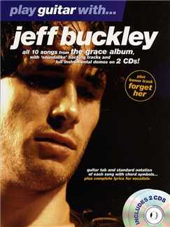 Play Guitar With... Jeff Buckley Books and CDs | Guitar Tab