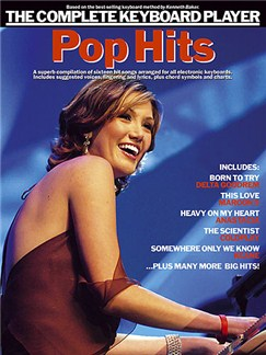 The Complete Keyboard Player: Songbook Of Pop Hits Books | Keyboard
