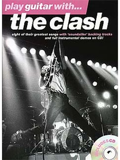 Play Guitar With... The Clash Books and CDs | Guitar Tab