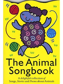 The Animal Songbook Books | Voice, Piano Accompaniment