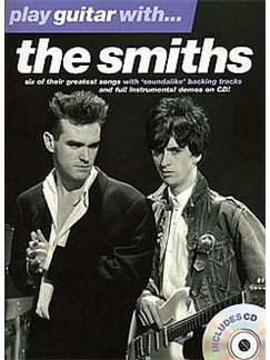 Play Guitar With... The Smiths Books and CDs | Guitar Tab (with Chord Symbols)