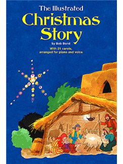 The Illustrated Christmas Story Books | Voice, Piano Accompaniment