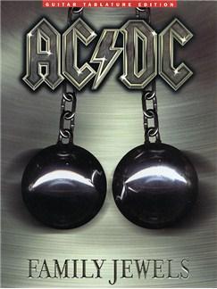 AC/DC: Family Jewels Books | Guitar Tab