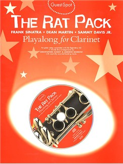 Guest Spot: Rat Pack Playalong For Clarinet Books and CDs | Clarinet