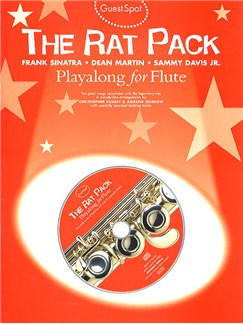Guest Spot: Rat Pack Playalong For Flute Books and CDs | Flute