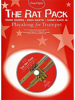 Guest Spot: Rat Pack Playalong For Trumpet Books and CDs | Trumpet
