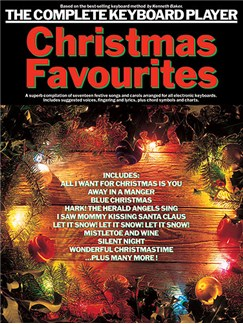 The Complete Keyboard Player: Christmas Favourites Books | Keyboard