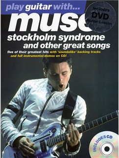 Play Guitar With... Muse: Stockholm Syndrome and Other Great Songs (DVD Edition) Books, CDs and DVDs / Videos | Guitar Tab