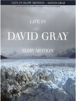 David Gray: Life In Slow Motion Books | Piano, Vocal & Guitar (with Chord Boxes)