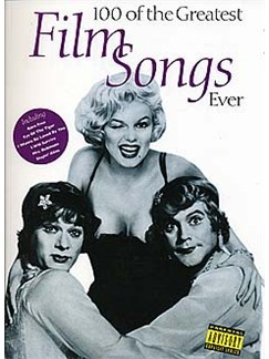 100 Of The Greatest Film Songs Ever Books | Piano, Vocal & Guitar (with Chord Boxes)