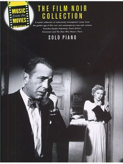 Music From The Movies: Film Noir Books | Piano