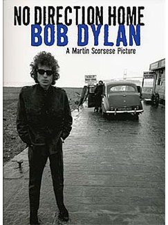 Bob Dylan: No Direction Home - A Martin Scorsese Picture Books | Melody Line, Lyrics & Chords (with Chord Boxes)