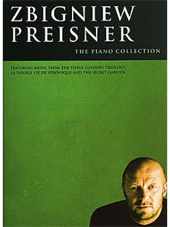 Zbigniew Preisner: The Piano Collection Books | Piano