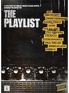 The Playlist - Tab Edition Books | Guitar Tab
