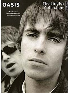 Oasis: The Singles Collection Books | Guitar Tab