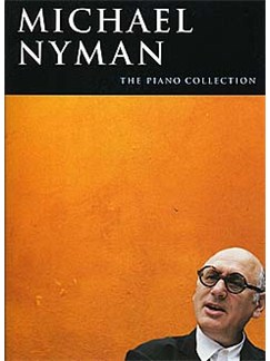 Michael Nyman: The Piano Collection Books | Piano