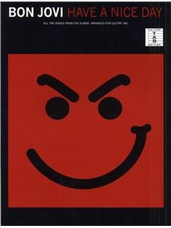 Bon Jovi: Have A Nice Day (Guitar Tab) Books | Guitar Tab