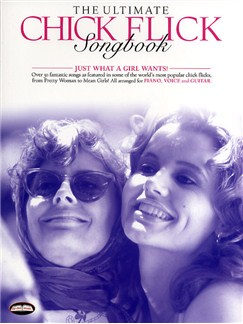 The Ultimate Chick Flick Songbook Books | Piano, Vocal & Guitar (with Chord Boxes)