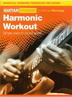 Guitar Springboard: Harmonic Workout Books | Guitar