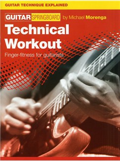 Guitar Springboard: Technical Workout Books | Guitar