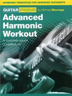 Guitar Springboard: Advanced Harmonic Workout Books | Guitar