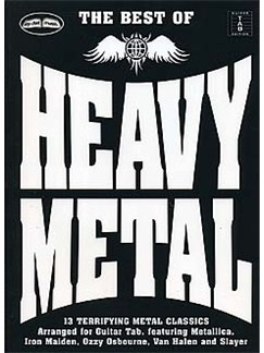 The Best Of Heavy Metal Books | Guitar Tab