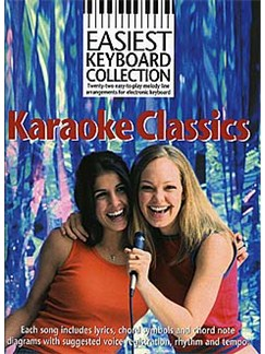 Easiest Keyboard Collection: Karaoke Hits Books | Keyboard