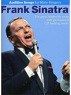 Audition Songs For Male Singers: Frank Sinatra Books and CDs | Voice, Piano Accompaniment